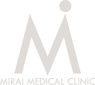MiRAI MEDICAL CLINICのロゴ
